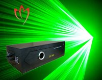 5w Green Animation Laser Light