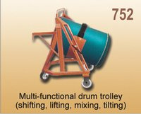 Multi Functional Drum Trolley