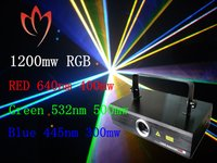 1200mw Rgb Animation Laser Light