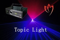 Full Color 1w Rgb Animation Laser Light