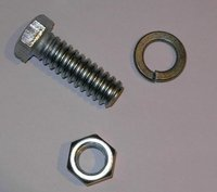 Bolt, Nut And Washer