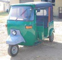 2 Stroke Rickshaw