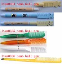 Comb End Ball Pen