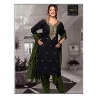 Designer Cotton Ladies Suits