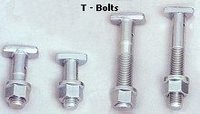 T-Bolts And Nuts