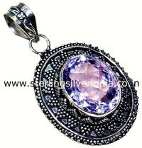 Amethyst Pendants
