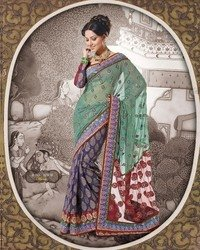 Stylish Wedding Sarees