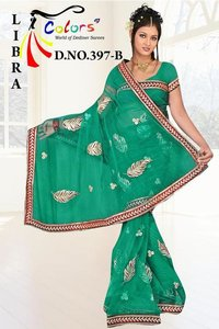 Nett Dori Work Saree