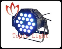 RGBW 4in1 LED Par Light 10Wx18pcs