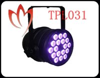 Rgb 3in1 Led Par 64 Light 3wx18pcs
