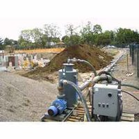 Dewatering Heavy Construction Service