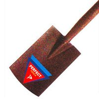 Border Spade With Y Type Plastic Handle