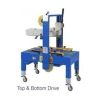 Carton Sealing Machine (Top And Bottom Drive)