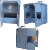 Water Wash Type Paint Booth
