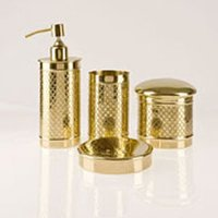Brass Bath Room Set