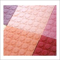 Rubber Moulds Designer Flooring Tiles
