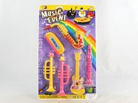Musical Tool Set Toys