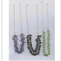 Colored Gemstone Necklaces