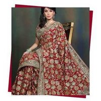Partywear Saree