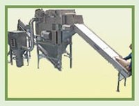 Varislit Sack Slitting And Compacting Machine