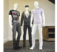 Stylized Male Mannequin