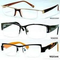 Transparent Optical Frames