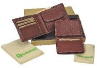 Mens Wallet And Card Holder Set