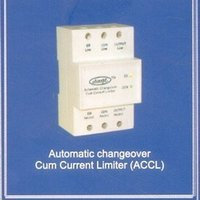 Automatic Changeover Cum Current Limiter - Accl