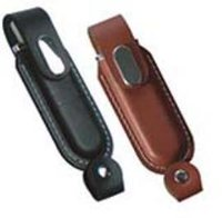 Leather / Metal USB Flash Drive