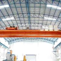 Double Girder Eot Crane