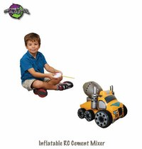 Inflatable Rc Cement Mixer