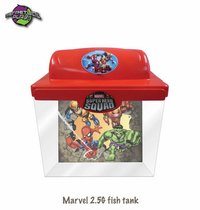 Marvel 2.5g Fish Tank