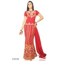 Decorative Party Wear Lehenga