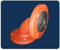 Hdpe Lined Elbow (90)
