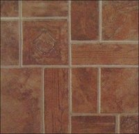 Madera Red Brown Floor Tiles