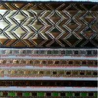 Embroidery Zari Border