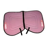 Fleece Saddle Pad Square Shape
