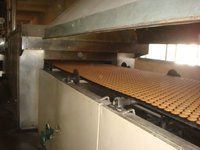 Biscuits Baking Oven
