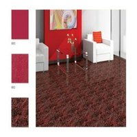 Burgundy Glossy Series Floor Tiles