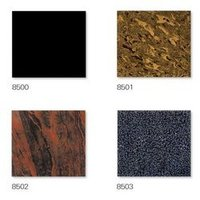 Black Glossy Series Floor Tiles