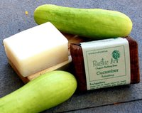 Cucumber Organic Bathing Soap