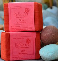 Spa Organic Bathing Soap