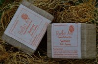 Vetiver Organic Bathing Soap