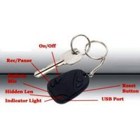 Car Keychain Camera
