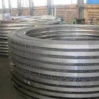 Long SORF Weld Neck Flanges