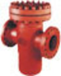Basket Strainer Valve