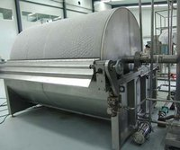 Rotary Drum Vacuum Pre-Coating Filter