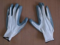 Nitrile Work Glove