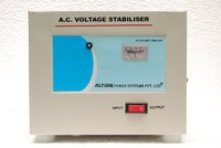 Relay Voltage Stabilizer