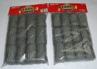 Steel Wool Dish Cleaner